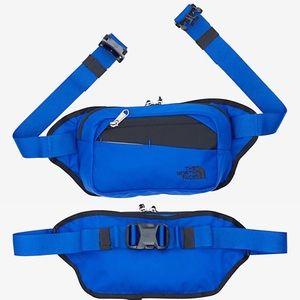 The North Face Bozer II Blue & Black Waist Pack